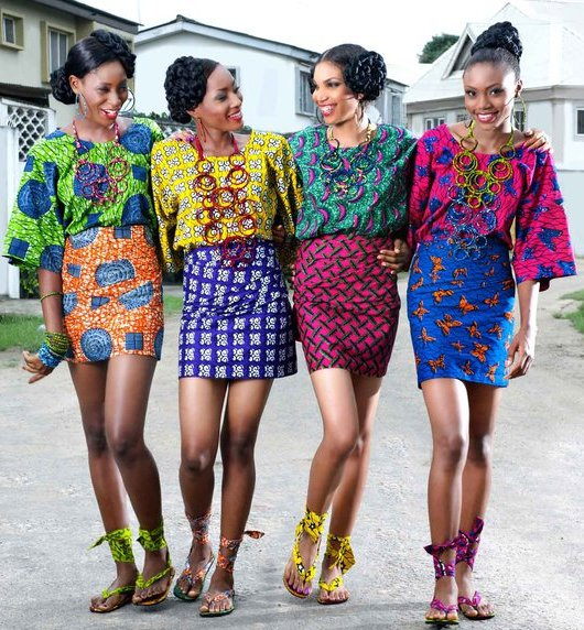 Oleku dress pictures